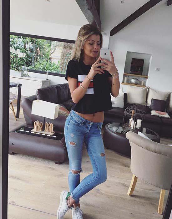 Lena, 28 ans (Cannes)